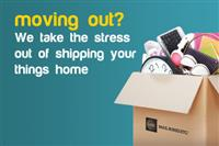 LEAVING UNI? SEND YOUR STUFF HOME WITH US!